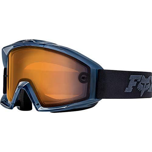 Gafas para moto Fox Enduro–Cristal Dual naranja