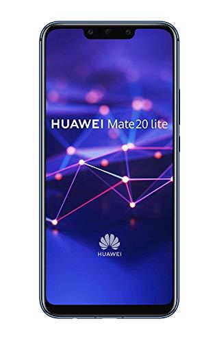 Huawei Mate 20 lite 6.3' Hybrid Dual SIM 4G 4GB 64GB 3750mAh Blue - Smartphones (16 cm (6.3'), 64...