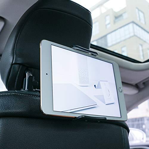 Supporto Auto Poggiatesta per Tablet, Lamicall Supporto Tablet : Universale Supporto per 5~11'...