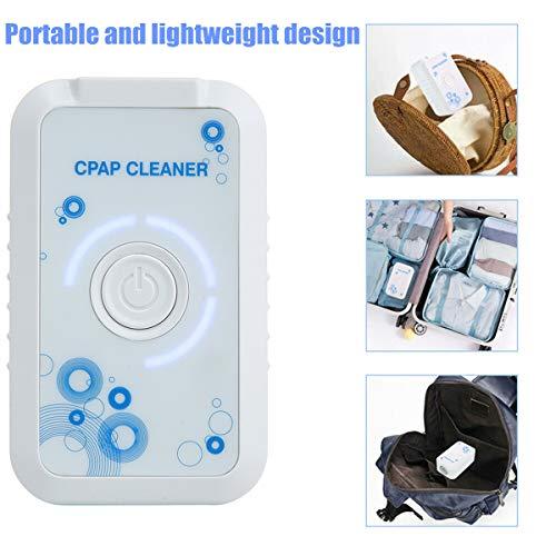 SISHUINIANHUA 2200mah Auto sterilizzatore del Prodotto disinfettante Cleaner respiratore Disinfector...