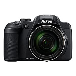 Nikon Coolpix B700 Digital Camera (Black) with 16 GB Memory Card and Camera Case (Black)