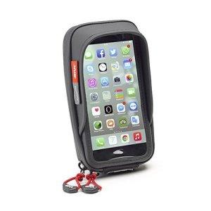 Wasserdichte Smartphone-Halterung Givi S957B für den Motorradlenker, geeignet für iPhone/Galaxy 6