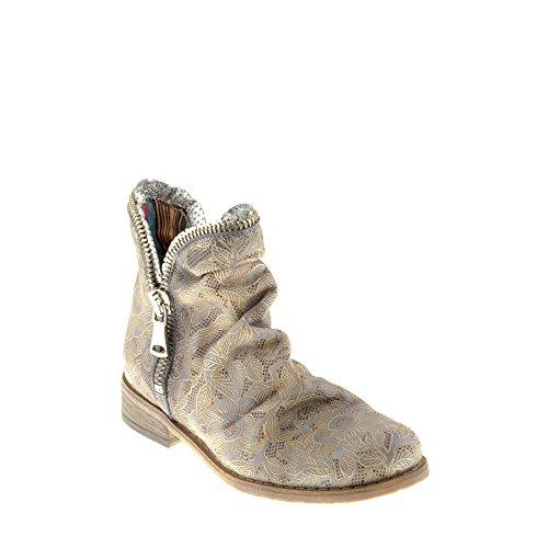 rivenditore online Regno Unito elegante nello stile Felmini Scarpe Donna - Innamorarsi COM Beja A936 - Stivaletti Chiusura  Lampo - in Pelle Genuina - Grigio