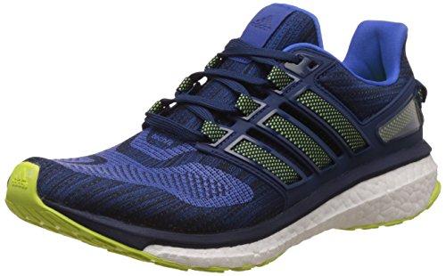 adidas-Energy-Boost-3-Zapatillas-de-Running-Hombre-Azul-BlueSolar-YellowMystery-Blue-42