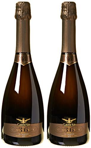Gancia di Spumante Metodo Classico Alta Langa 36 Mesi e Asti Docg 24 Mesi - 2 Bottiglie