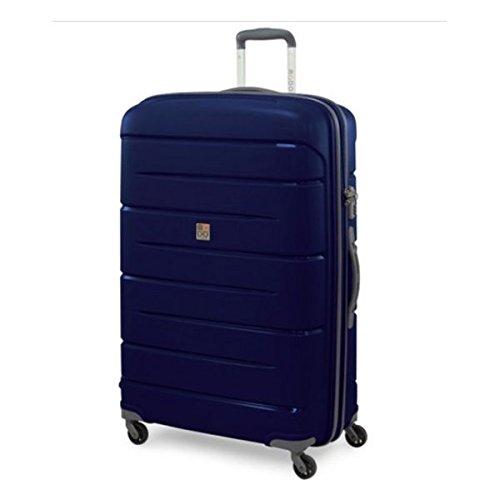 Roncato Starlight 2.0 Trolley, 79 cm, 116 litri, Azzurro