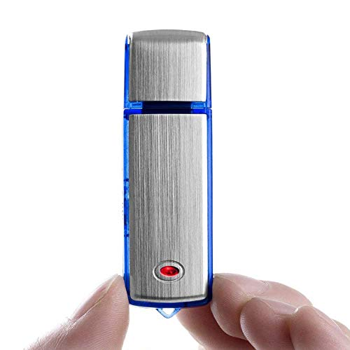 ENEM Spy Hidden Mini Digital Voice Audio Recorder Device   Small Size Mini   Portable   in Built Microphone mic   Dictaphone   Without Light   4GB