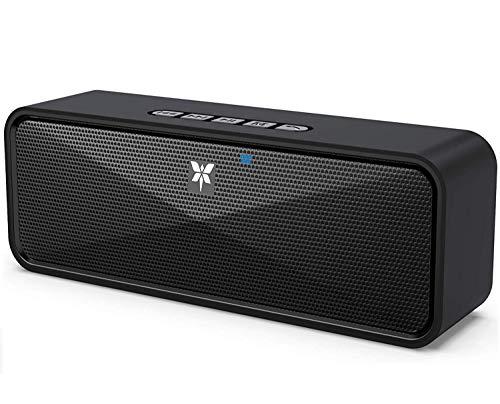 Altoparlante Bluetooth Portatili 5.0, Axloie Speaker Wireless Senza Fili con Microfono Vivavoce...