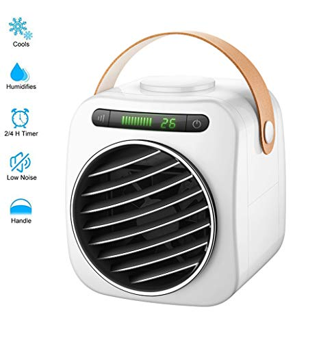 Raffrescatori Evaporativi Portatili USB Dispositivo Raffreddamento Mini per La Corsa All'Aperto...