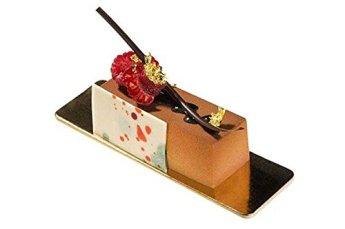 Silikomart-Silikonform-Mini-Kuchen-rechteckig-Terrakotta