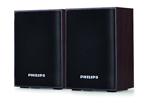 Philips SPA-30 2.0 Multimedia Speaker System (Black)
