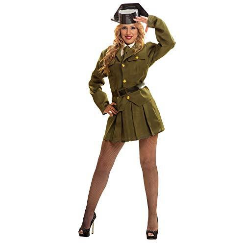 My Other Me Me - Disfraz de Guardia civil para mujer, talla M-L (Viving Costumes MOM00984)
