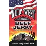 (12er BUNDLE)| Wild West - Slab Beef Jerky Peppered -25g