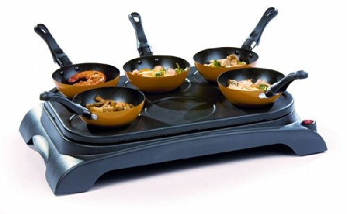 Mini Wok Set Produktdetails - Domo DO8706W
