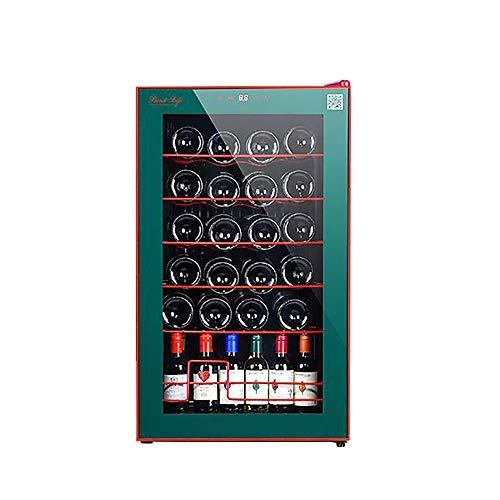 LNLN Refrigeratore per Vino Frigorifero per Vino Temperatura E umidità Costante Indipendente...