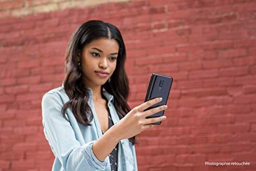 OnePlus 6 Smartphone débloqué 4G (Ecran : 6,28 pouces - 8 Go RAM - 128 Go stockage - Double SIM - Android) Mirror Black - Ecouteurs non-incl... 27