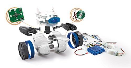 41zE6nqn9xL - Clementoni - Cyber Robot (Clementoni 55124.803)