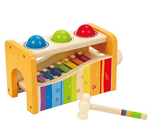 Picafuerte xilófono infantil