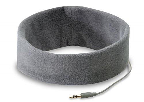 AcousticSheep souple, FIN sleepp Smartphones Classic Breeze Polyester-Bandeau avec écouteurs intégrés pour Smartphone et Tablette 23