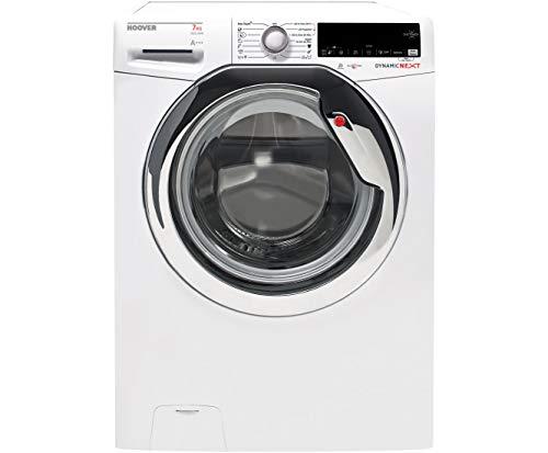 Hoover DXOA 37AC3/1-S Waschmaschine - Weiß, 7 kg, 1300 U/Min, A+++