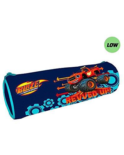 Disney Blaze Astuccio cilindrico, ast3719, 60x 208mm