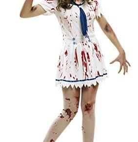 Desconocido My Other Me - Disfraz de marinera zombie chica, para adultos, talla M-L (Viving Costumes MOM01949)