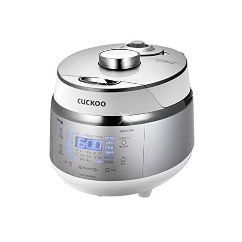 CUCKOO CRP-EHS0310FW IH Elektrischer Reiskocher 3 Tassen Englische Stimme_220V