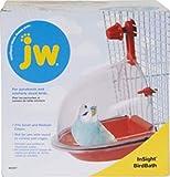 JW Pet Company Insight - Accesorio para baño de pájaros