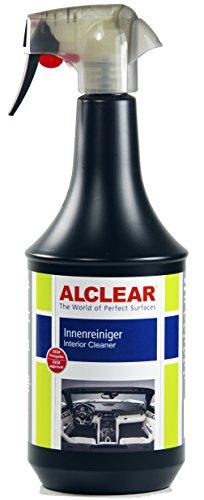 ALCLEAR 721IR Premium Auto Innenreiniger Cockpitspray für Polster, Innenraum, Armaturenbrett 1.000 ml