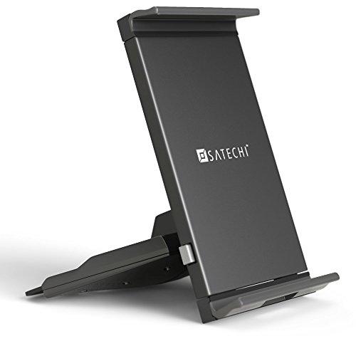 SATECHI Supporto Vano CD Universale Tablet Compatibile con iPad, Samsung Galaxy Tab, Microsoft...