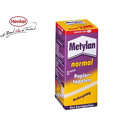 Creative Metylan Tapetenkleister \'Normal\', 125g