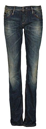 Denham Damen Jeans Blau DL03004249B, Size:W27/L34