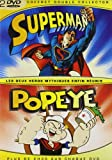 Superman / Popeye - Coffret 2 DVD [Edizione: Francia]