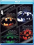 4 Grandi Film: Batman Collection (4 Blu-Ray)