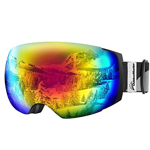 5868d06d35e3 OutdoorMaster Ski Goggles PRO - Frameless