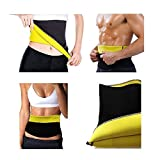 Iblay Unisex Body Shaper for Women | Men Weight Loss Tummy - Body Shaper Belt Slimming Belt Waist Fitness Belt 3XL Size