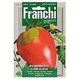 Seeds of Italy Ltd Franchi Tomate Variété Coeur de bœuf de Ligure