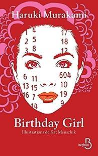 Birthday Girl Couverture du livre