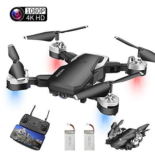 Abblie Drone con Telecamera, Mini Drone con 1080P HD 40 Milioni di Pixel FPV WiFi, Headless...