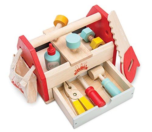 Le Toy Van Tool Box Cassetta degli Attrezzi, TV476