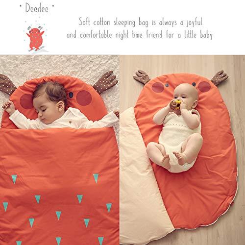 Bebamour Anti Kick Bébé Sac De Couchage Safe Nights Coton Sac De Couchage Bébé 2.5 Tog 0-18 Mois et Plus Mignon Infant Garçon Filles Dormir ... 23