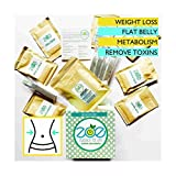Zoe - Nutrition For Life One Month Detox for Flushing Out Toxins, Weight Loss, Improving Immunity and Metabolism - Pack of 4
