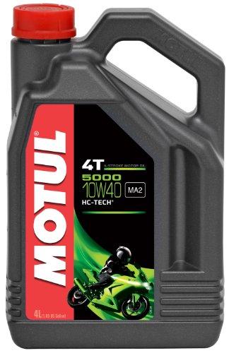 Aceite moto MOTUL 5000 10W40 4T 4L