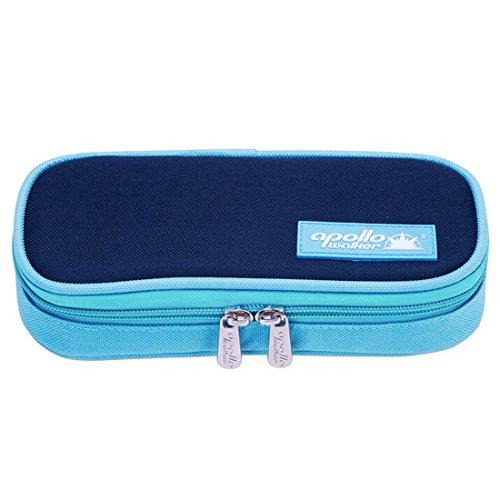 Astuccio termico portatile, per medicinali e insulina, borsetta da viaggio per diabetici Dark Blue