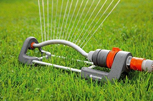Gardena 2082-20 Classic Oscillating Sprinkler Polo 220