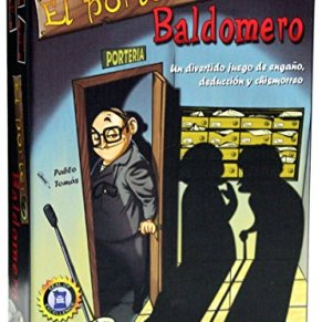 Zacatrus!-El Portero Baldomero Juego de Mesa, (ZAC024)