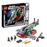 LEGO Star Wars TM- Slave I Gioco per Bambini, Multicolore, 6251724