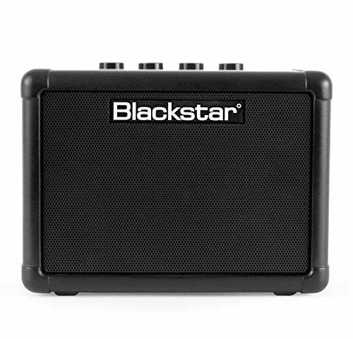 Blackstar Fly3 - Mini amplificatore a batterie per chitarra da 3W, Nero