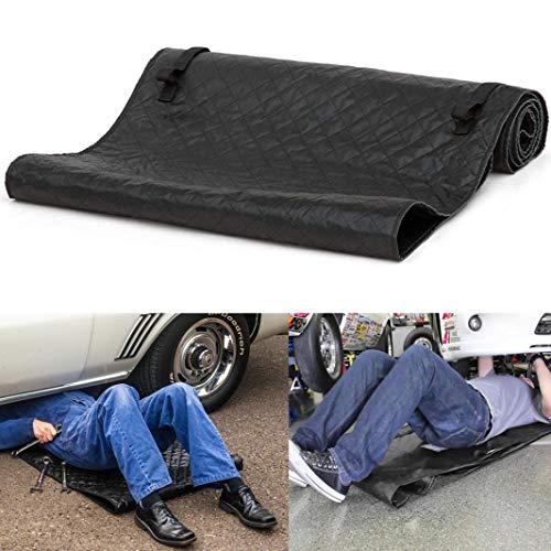 TITAP Black Magic Creeper Pad Zero Ground Clearance Automotive and Household Creeper (Black)