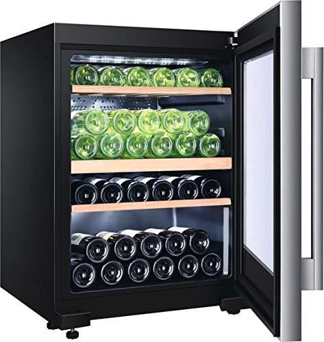 Haier WS50GDAI cantina vino Libera installazione Acciaio inossidabile 50 bottiglia/bottiglie...